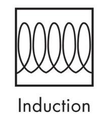 induction hob logo