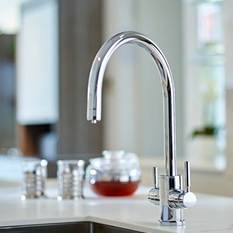 perrin & rowe instant hot taps